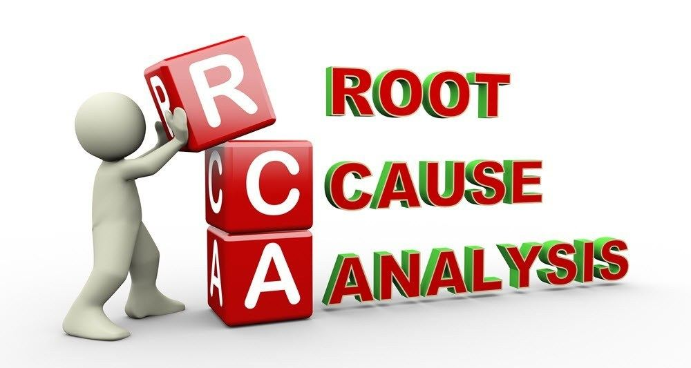 RCA Training for Employees Within an Organisation