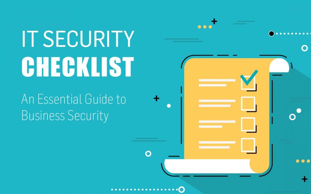 Using a Cyber Essentials Checklist to Prepare for Certification