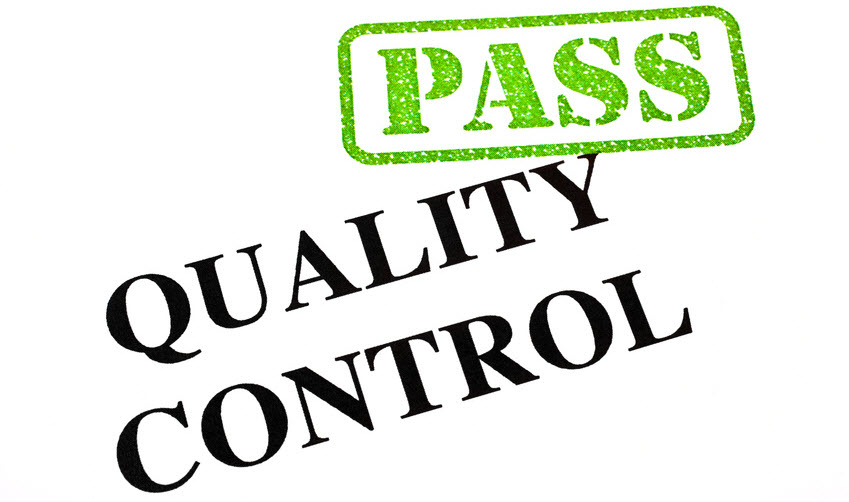 Five Ways to Improve Quality Control